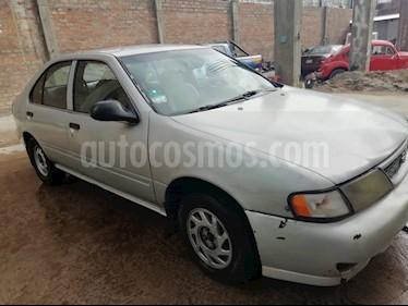 Nissan Sentra Ex Saloon 1.6  usado (1999) color Plata precio u$s2,400