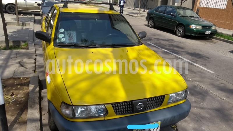 Nissan Sentra STD 1.6L usado (2011) color Naranja precio u$s6,400