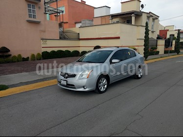 Nissan Sentra Premium CVT Xtronic usado (2010) color Plata precio $97,500