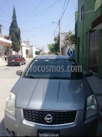 Nissan Sentra Premium usado (2009) color Gris Oscuro precio $88,000