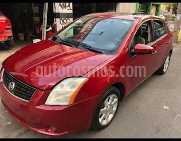 Nissan Sentra Premium usado (2008) color Rojo precio $84,000