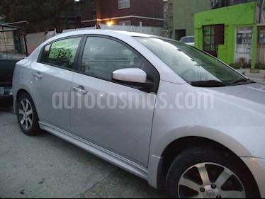 Foto venta Auto usado Nissan Sentra SE-R Spec V (2011) color Gris precio $104,000