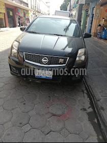 Nissan Sentra SE-R  usado (2011) color Negro precio $130,000