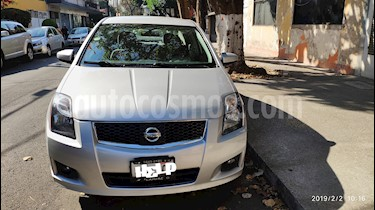Foto venta Auto usado Nissan Sentra SE (2010) color Gris Plata  precio $110,000