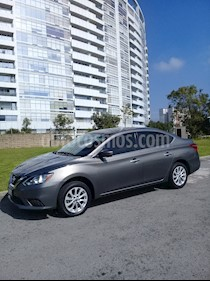Nissan Sentra Sense Aut usado (2017) color Acero precio $170,000