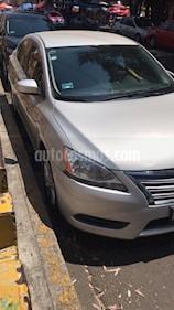 Foto Nissan Sentra Sense Aut usado (2014) color Plata precio $145,000