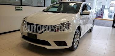 foto Nissan Sentra Sense Aut usado (2018) color Blanco precio $239,000