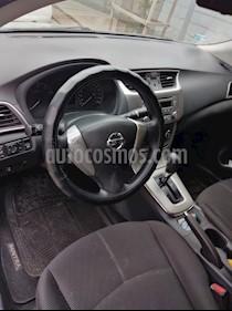 Nissan Sentra Sense Aut usado (2013) color Acero precio $145,000