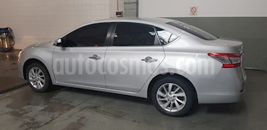 Foto venta Auto usado Nissan Sentra Sense (2015) color Gris precio $460.000