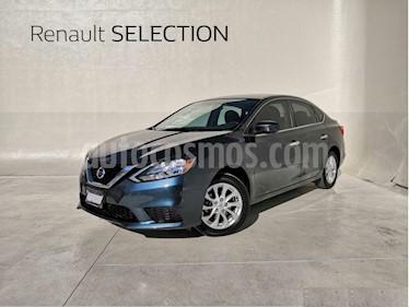 Foto venta Auto usado Nissan Sentra Sense (2016) color Azul precio $198,000
