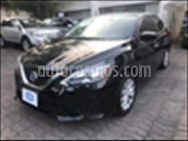 Foto venta Auto usado Nissan Sentra Sense (2017) color Negro precio $195,000