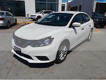 Foto venta Auto usado Nissan Sentra Sense (2018) color Blanco precio $230,000