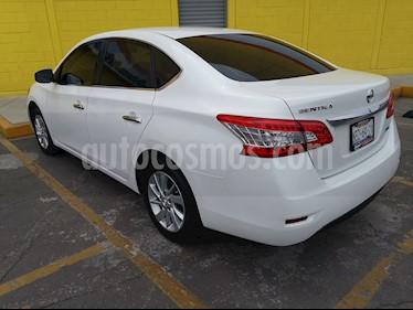 Nissan Sentra Sense usado (2016) color Blanco precio $160,000