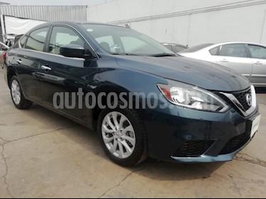 Foto venta Auto usado Nissan Sentra Sense (2018) color Azul Oriental precio $225,000