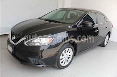 Foto venta Auto usado Nissan Sentra Sense (2018) color Negro precio $219,000