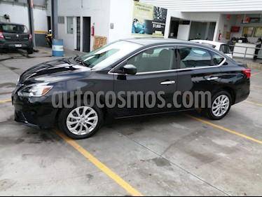 Foto Nissan Sentra Sense usado (2018) color Negro precio $229,000