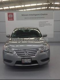 Foto venta Auto usado Nissan Sentra Sense (2015) color Gris precio $169,000