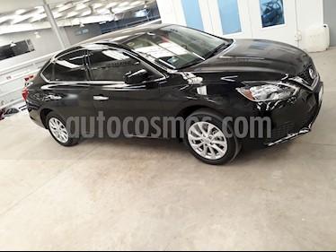 Foto venta Auto usado Nissan Sentra Sense (2017) color Negro precio $210,000