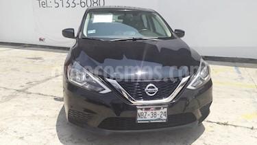 Foto venta Auto usado Nissan Sentra Sense (2018) color Negro precio $204,900