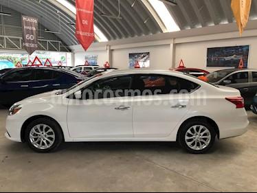 Foto Nissan Sentra Sense usado (2017) color Blanco precio $199,000