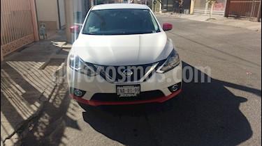 Foto venta Auto usado Nissan Sentra Sense (2017) color Blanco precio $195,000