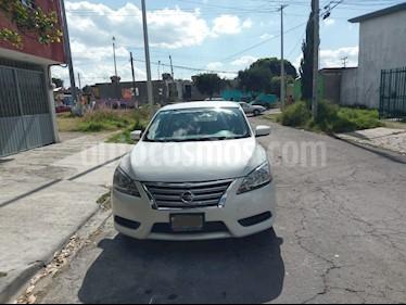 Nissan Sentra Sense usado (2016) color Blanco precio $168,000