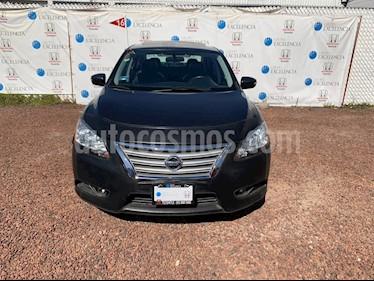 Foto venta Auto Seminuevo Nissan Sentra Sense (2017) color Azul Electrico precio $220,000