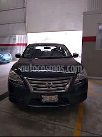 Foto venta Auto usado Nissan Sentra Sense (2016) color Azul Electrico precio $175,000