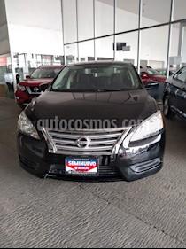 Foto venta Auto usado Nissan Sentra Sense (2016) color Negro precio $175,000