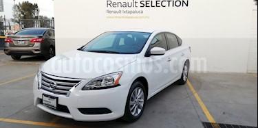 Foto venta Auto usado Nissan Sentra Sense (2016) color Blanco precio $185,000