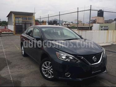 Foto venta Auto usado Nissan Sentra SENTRA 1.8 ADVANCE CVT 4P (2017) color Azul precio $235,000