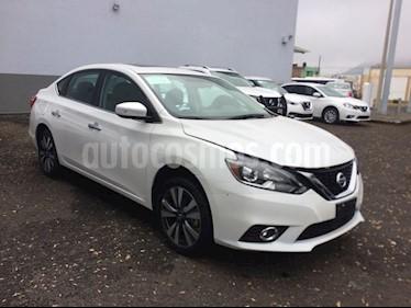 Foto Nissan Sentra SENTRA 1.8 EXCLUSIVE NAVI AUTO 4P usado (2019) color Blanco precio $335,000