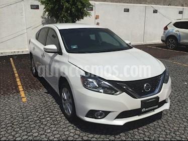 Foto venta Auto usado Nissan Sentra SENTRA ADVANCE CVT (2018) color Blanco precio $255,000