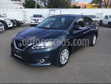 Foto venta Auto usado Nissan Sentra SENTRA ADVANCE CVT (2017) color Azul precio $230,000