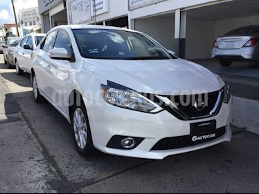 Foto venta Auto usado Nissan Sentra SENTRA ADVANCE CVT (2017) color Blanco precio $235,000