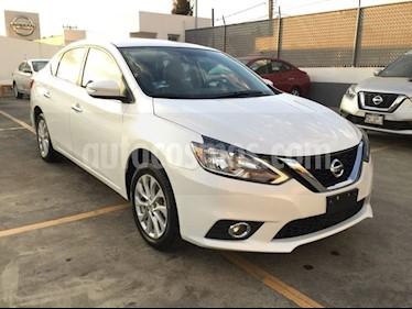 Foto venta Auto usado Nissan Sentra SENTRA ADVANCE MT (2017) color Blanco precio $230,000