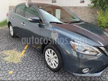 Foto venta Auto usado Nissan Sentra SENTRA ADVANCE MT (2017) color Azul precio $220,000