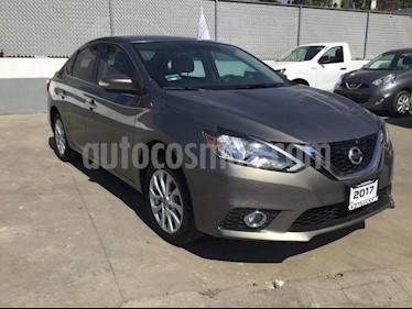 Foto venta Auto Seminuevo Nissan Sentra SENTRA ADVANCE MT (2017) color Acero precio $220,000