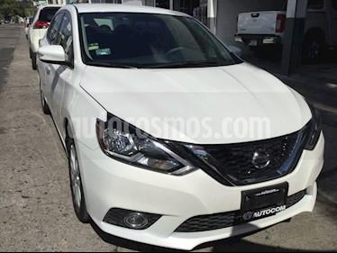 Foto venta Auto usado Nissan Sentra SENTRA ADVANCE MT (2018) color Blanco precio $240,000