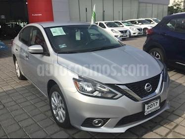 Foto venta Auto usado Nissan Sentra SENTRA ADVANCE MT (2017) color Plata precio $225,000