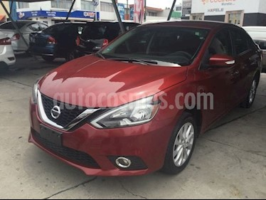 foto Nissan Sentra SENTRA ADVANCE MT usado (2017) color Rojo precio $220,000