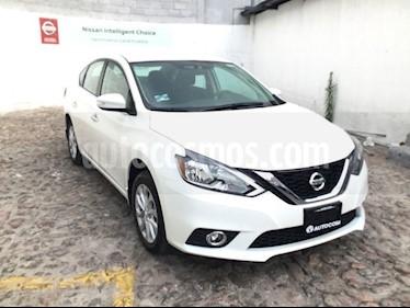 Foto venta Auto usado Nissan Sentra SENTRA ADVANCE MT (2019) color Blanco precio $290,000
