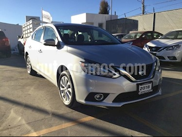Foto Nissan Sentra SENTRA ADVANCE MT usado (2018) color Plata precio $260,000