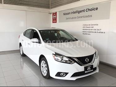 Foto venta Auto usado Nissan Sentra SENTRA ADVANCE TM (2017) color Blanco precio $210,000