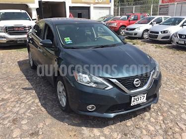 Foto venta Auto usado Nissan Sentra SENTRA ADVANCE TM (2017) color Azul precio $220,000