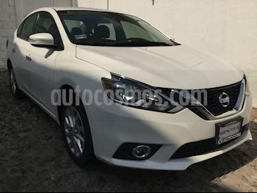 Foto venta Auto usado Nissan Sentra SENTRA ADVANCE (2017) color Blanco precio $219,000