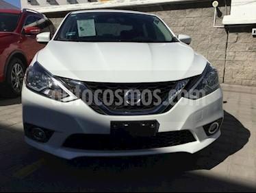 Foto venta Auto usado Nissan Sentra SENTRA ADVANCE (2017) color Blanco precio $230,000