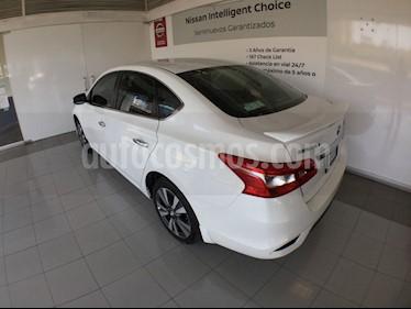 foto Nissan Sentra SENTRA EXCLUSIVE AIVI CVT usado (2019) color Blanco precio $335,000