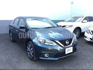 Foto venta Auto usado Nissan Sentra SENTRA EXCLUSIVE NAVI CVT (2017) color Azul precio $260,000