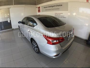 Foto venta Auto usado Nissan Sentra SENTRA EXCLUSIVE NAVI CVT (2017) color Plata precio $260,000